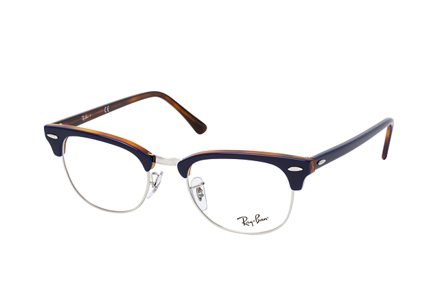 Ray-Ban Clubmaster RX 5154 5910 L Perspektivenansicht