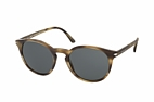 Giorgio Armani AR 8122 5001 Brown / Grey perspective view thumbnail