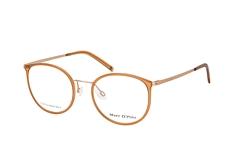 MARC OPOLO Eyewear 502134 60, inkl. Gläser, Runde Brille, Damen - Preisvergleich