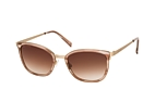 MARC O'POLO Eyewear 505090 30 Brown / Gold / Brown perspective view thumbnail