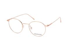 Calvin Klein CK 5460 780, inkl. Gläser, Runde Brille, Unisex - Preisvergleich