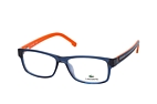 Lacoste L 2707 421 Blue / Orange perspective view thumbnail