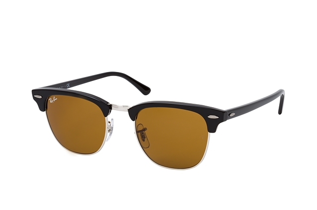 Ray-Ban Clubmaster RB 3016 W3387 small perspective view