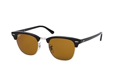 Ray-Ban Clubmaster RB 3016 W3387 small liten