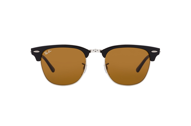 Ray-Ban Clubmaster RB 3016 W3387 small Perspektivenansicht