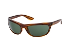 Ray-Ban Balorama RB 4089 601/58 Havana / Verde perspective view thumbnail