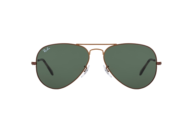 Ray-Ban Aviat. Large M RB 3025 918931 vista en perspectiva