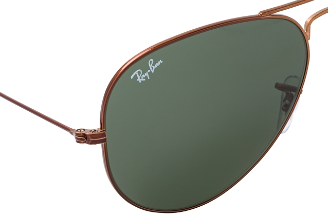 Ray-Ban Aviat. Large M RB 3025 918931 Perspektivenansicht