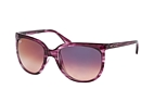 Ray-Ban Cats 1000 RB 4126 820/3K Lila / Rosa perspective view thumbnail