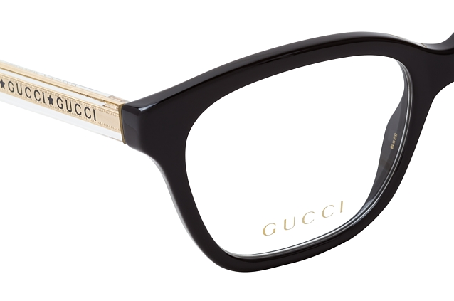 Gucci GG 0566O 001 perspective view