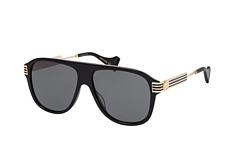 Gucci GG 0587S 001, Aviator Sonnenbrille, Herren, in Sehstärke erhältlich - Preisvergleich