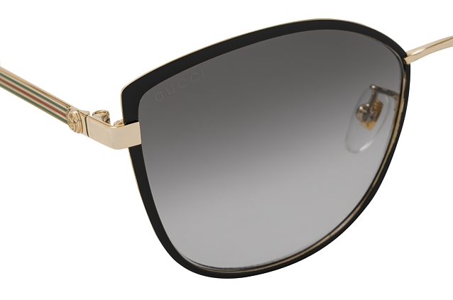 Gucci GG 0589SK 001 perspective view