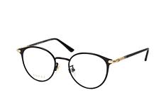 Gucci GG 0611OK 001, inkl. Gläser, Runde Brille, Damen - Preisvergleich