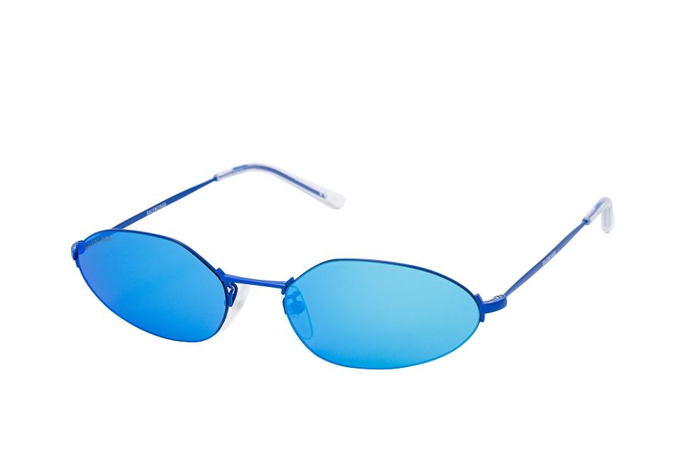 balenciaga -  BB 0055S 003, Runde Sonnenbrille, Unisex