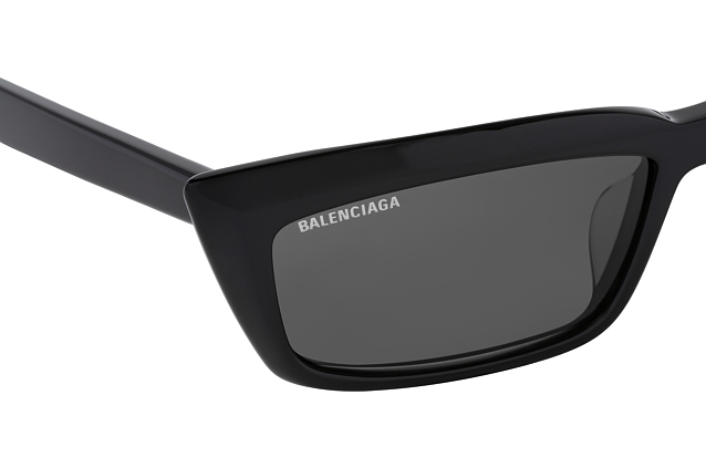 Balenciaga BB 0047S 001 perspective view