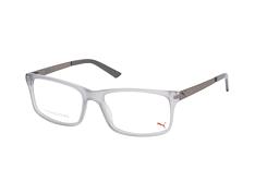 Puma PE 0016O 020, inkl. Gläser, Quadratische Brille, Herren - Preisvergleich