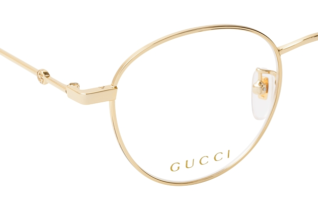 Gucci GG 0607OK 001 perspective view