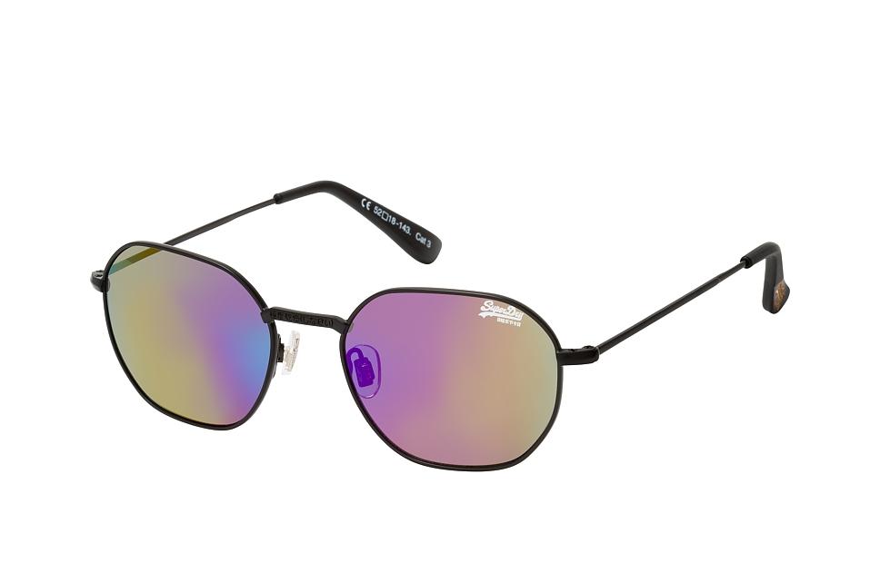 superdry -  SUPER7 004, Runde Sonnenbrille, Unisex, in Sehstärke erhältlich