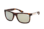 Superdry RUNNERX 165P Havana / Polarised grey perspective view thumbnail
