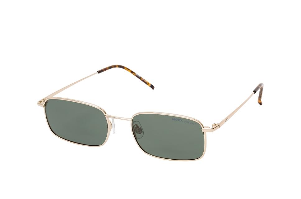 mexx -  6446 301, Rechteckige Sonnenbrille, Herren, polarisiert, in Sehstärke erhältlich