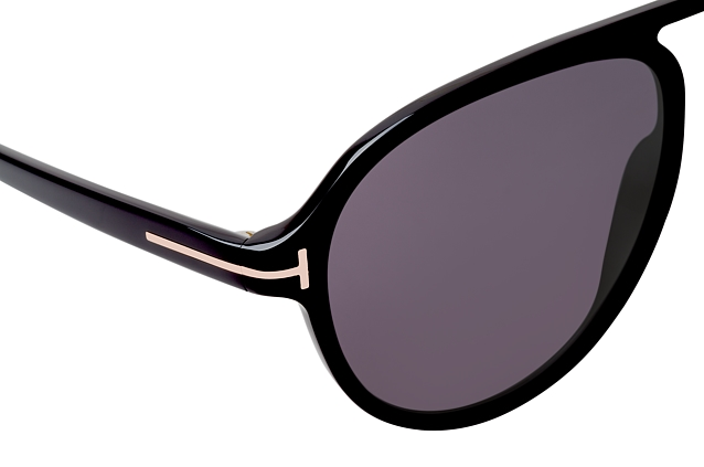 Tom Ford Tony FT 0756 01A Perspektivenansicht