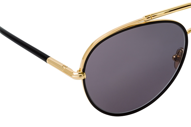 Tom Ford Curtis FT 0748 01A Perspektivenansicht