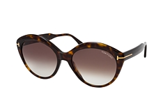 Tom Ford Maxine FT 0763 52K small