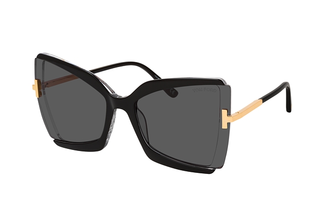 Tom Ford FT 0766 03A perspective view