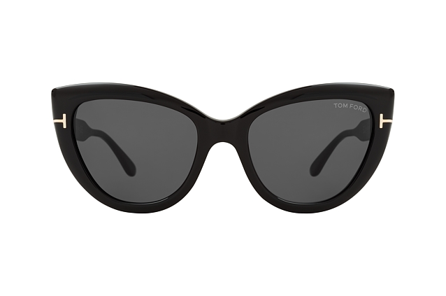 Tom Ford Anya FT 0762 01A vista en perspectiva