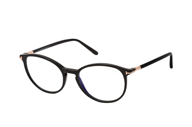Tom Ford FT 5617-B 001 perspective view