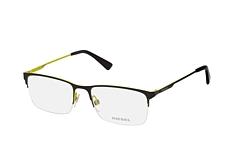 Diesel DL 5347 002, inkl. Gläser, Rechteckige Brille, Herren - Preisvergleich