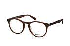 Mister Spex Collection Dahlke 1034 S21 Havana perspective view thumbnail