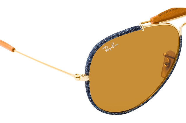 Ray-Ban Aviator Craft RB 3422Q 919233 perspective view