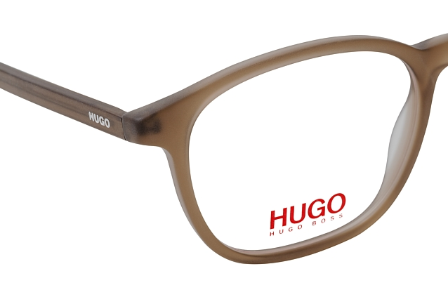 Hugo Boss HG 1024 4IN vue en perpective