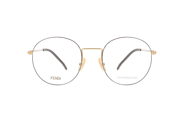 Fendi FF M0049 J5G perspective view