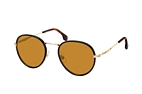 Carrera CARRERA 151/S PEF Black / Gold / Brown perspective view thumbnail