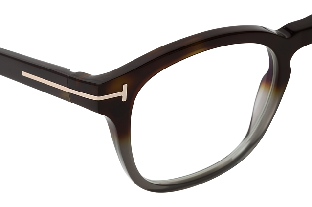 Tom Ford FT 5532-B 55A perspective view