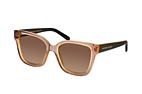 Marc Jacobs MARC 458/S 807 Brown / Black / Brown perspective view thumbnail