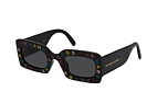 Marc Jacobs MARC 488/S 35J Black / Grey perspective view thumbnail