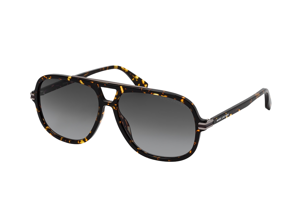 marc jacobs -  MARC 468/S 086, Aviator Sonnenbrille, Herren