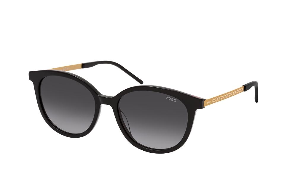 hugo boss -  HG 1081/S 807, Runde Sonnenbrille, Damen