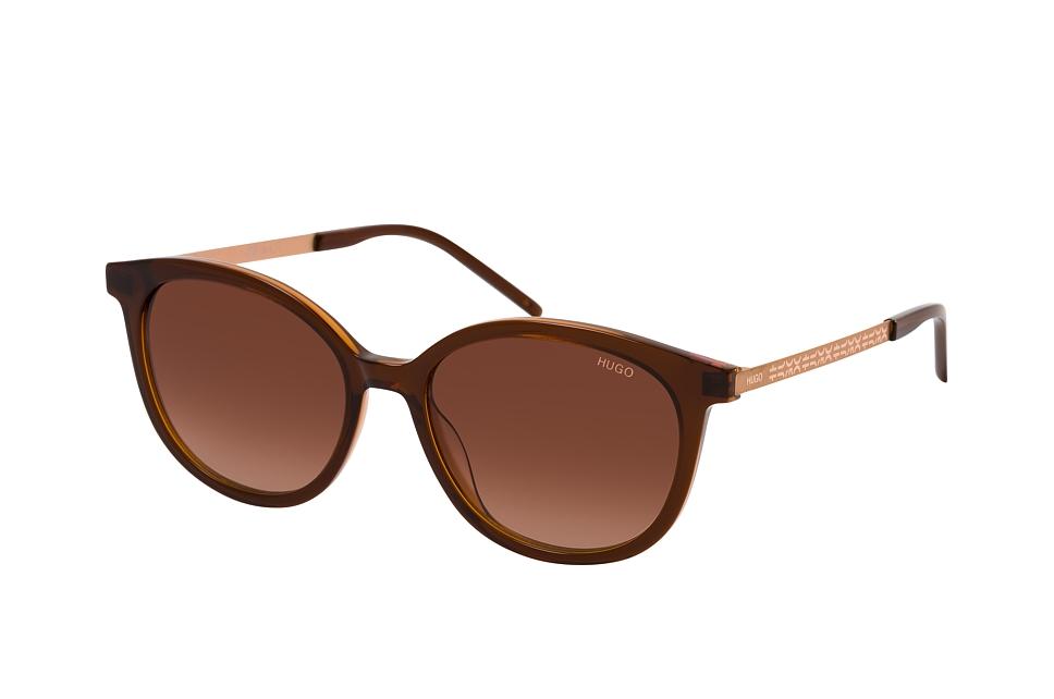 hugo boss -  HG 1081/S 09Q, Runde Sonnenbrille, Damen