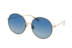 Dior DIORSOCIETY2F DDB Gold / Blue perspective view thumbnail