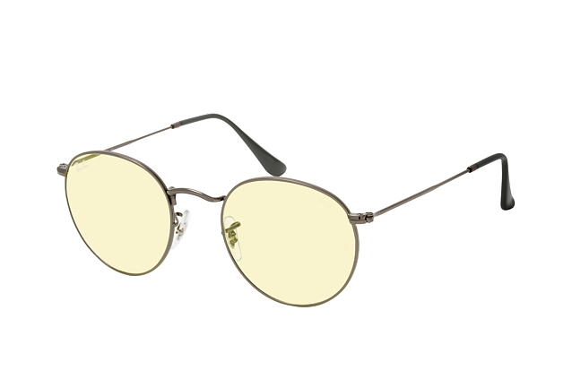Ray-Ban Round Metal RB 3447 004/T4 perspective view