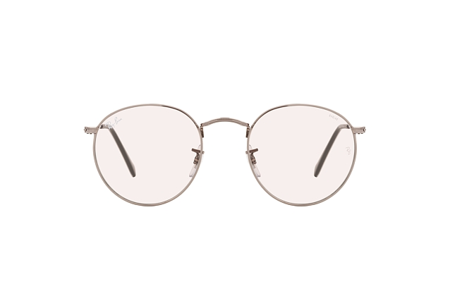 Ray-Ban Round Metal RB 3447 004/T5 vue en perpective