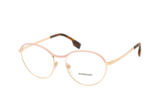 Burberry BE 1337 1296 vue en perpective