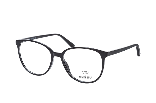 Nadine Klein x Mister Spex Cloud black perspective view