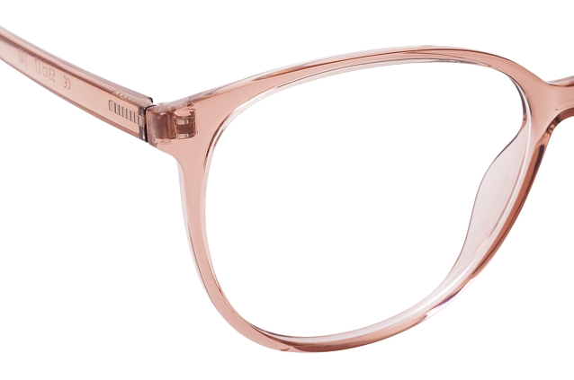 Nadine Klein x Mister Spex Cloud rose perspective view