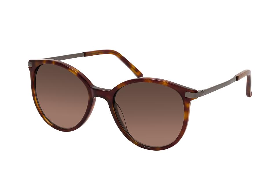 mister spex collection -  Sophy 2096 R21, Runde Sonnenbrille, Damen