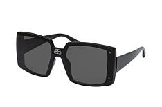 Balenciaga BB 0081S 001, Cat Eye Sonnenbrille, Damen - Preisvergleich